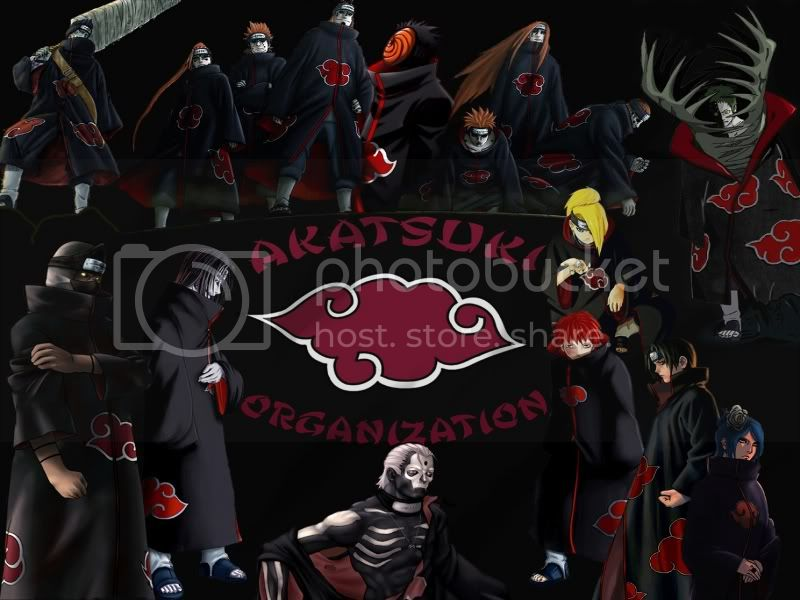 Akatsuki organization Pictures, Images and Photos